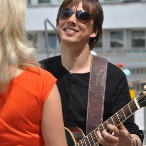 Vystúpenie Peťa Cmoríka na MDD 2011.