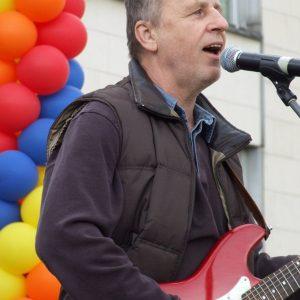 Jano Baláž z Elánu (MDD 2009)