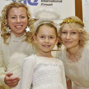 Anjelske trio - Mikuláš 2011