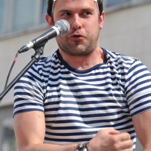 Ako sa Onur zamiloval do Šeherezády - v podaní Juraja Kemku. (MDD 2011)