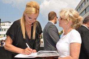 Vendula Svobodová píše do našej kroniky (MDD 2011)