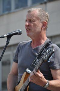 Janko Baláž z Elánu (MDD 2011)