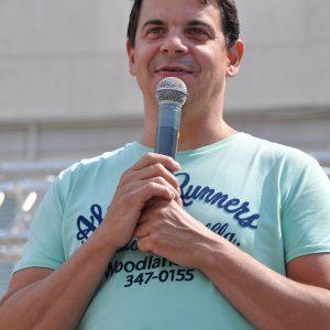 Režisér Partičky Dano Dangl (MDD 2011)
