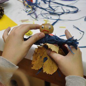 Tvorivé dielne - Jeseň pani bohatá