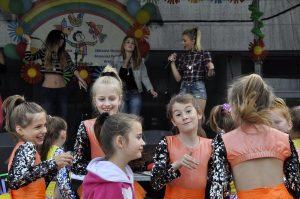 Tanečná skupina ASSOS - MDD 2014